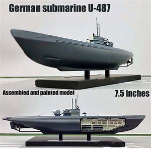 Wwii German Submarine U 350