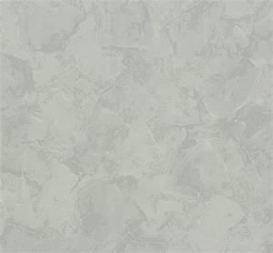 vliestapete hellgrau olegoffcom With balkon teppich mit putz optik tapete