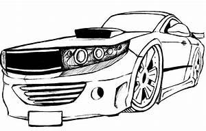 Pintar Dibujos de Autos Para Todas las Edades Dibujos de Autos