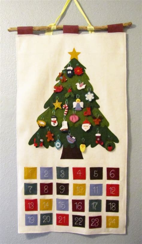 creative felt christmas tree ideas guide patterns