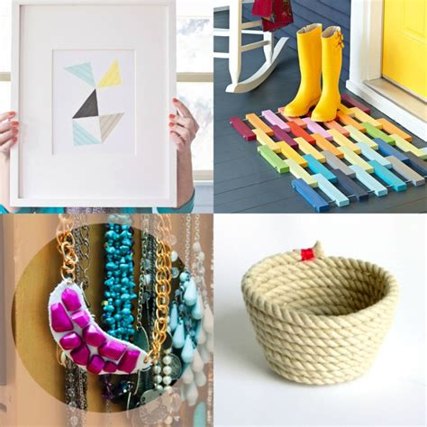 Interior Creative Diy Project Ideas With Easy And Cheap