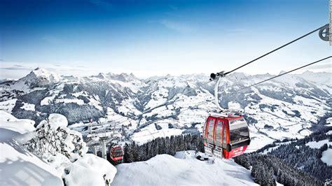 beautiful european ski resorts  alpine fans