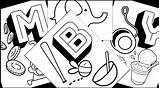 Coloring Printable Alphabet Learning Learningmomma Objects Oatmeal Into sketch template