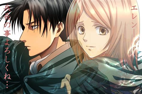 shingeki  kyojin levi ackerman petra ral wallpapers hd