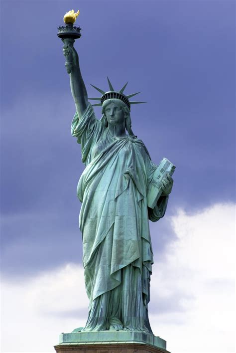 Lade Liberty by And Informative Statue Of Liberty Facts For
