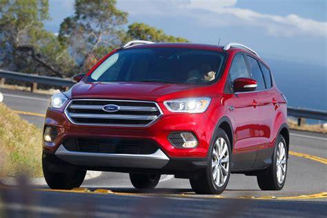 2018 Ford Escape Pricing