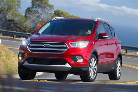2018 Ford Escape Pricing  For Sale Edmunds