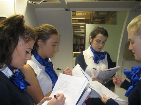 Janine A Morris Air Cabin Crew Level 2 Course Doncaster College And