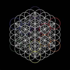 Flower of Life and Metatron's Cube by joyscola on DeviantArt