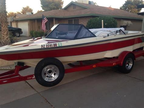 Ski Boats For Sale Arizona by 1990 Ski Centurion Tru Trak Powerboat For Sale In Arizona