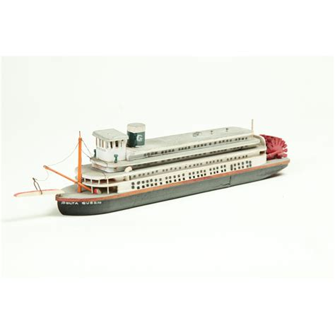 Steam Boat Model by Model Of The Steamboat Delta