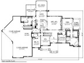 4 bedroom 1 house plans gallery for gt 4 bedroom ranch house floor plans