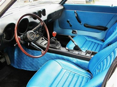 Datsun 240z Interior by Datsun 240z Stock Paint And Interior Colors Us And Canada