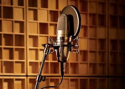 Studio Recording Professional Eu Voice Shure Dubbing