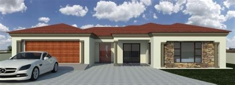 amazing  south african house plans  africa home designs single storey house plan south