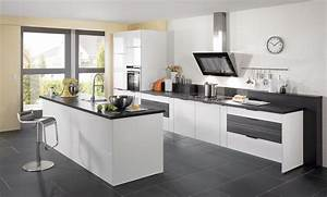 decoracion de cocinas modernistas With kitchen colors with white cabinets with quelle papier pour carte grise
