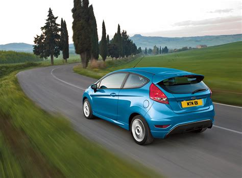 All New Ford Fiesta Named Scottish Car Of The Year