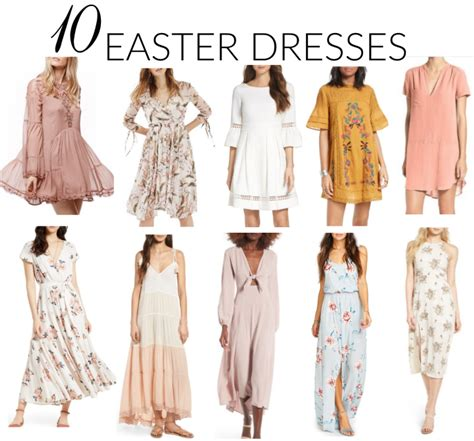 easter colors to wear 10 easter dresses did what