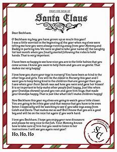 letter from santa printable template letter of With make your own santa letter
