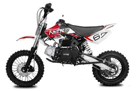 pit bike gebraucht kinder cross bike nitro 110cc automatik 12 quot 14