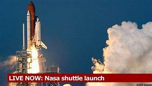 Discovery space shuttle launch - BBC News