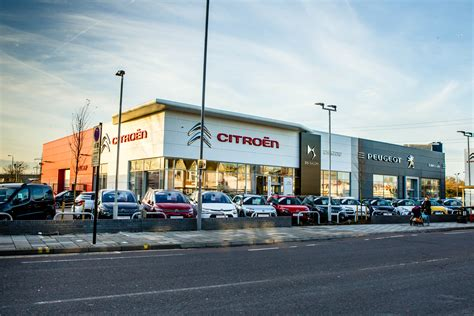Citroen Usa Dealers by Tri Brand Peugeot Citroen And Ds Dealership Opens For
