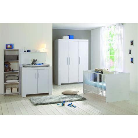chambre paidi chambre complète avec commode 2 portes merle paidi babydrive
