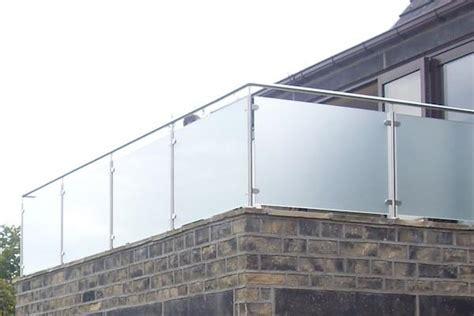 Toughened Balustrade Safety Glass 10mm Tinted/Satinised