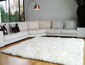 tapis blanc salon chaioscom With tapis blanc salon