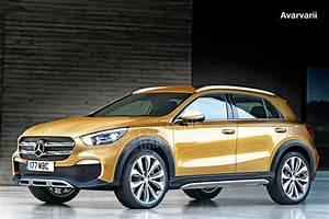 Gla Mercedes 2019 : all new 2019 mercedes gla to star in brand s suv assault ~ Medecine-chirurgie-esthetiques.com Avis de Voitures
