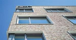 Graue Fassade Weiße Fenster : special 04 brick 2 0 brick design in belgien und deutschland eine kooperation von r ben ~ Markanthonyermac.com Haus und Dekorationen