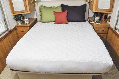 rv king mattress ab lifestyles cer king 72x80 usa made mattress pad