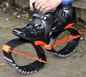 Kangoo Jumps Schuhe : kangoo jumps x rebound boots for better exercising gadget flow ~ Frokenaadalensverden.com Haus und Dekorationen
