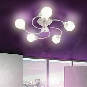 Lampen Für Schlafzimmer : moderne deckenleuchte energiesparend wohnzimmer ~ Pilothousefishingboats.com Haus und Dekorationen