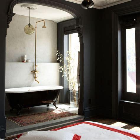 and black bathroom ideas black and white vintage bathroom ideas home designs project