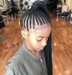 Weaving Hair Style For Children Plan