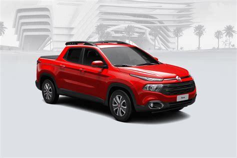 fiat toro bed fiat of brazil introduces the 2016 toro pickup