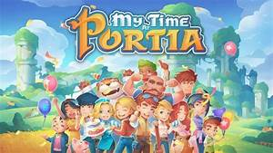 My Time At Portia Ginger Social Guide
