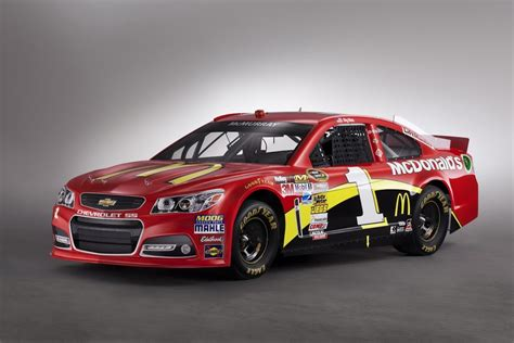 chevy   replaces ss  nascar  model
