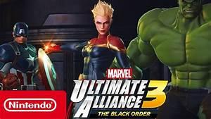 New Marvel Ultimate Alliance 3 Trailer Includes Captain Marvel