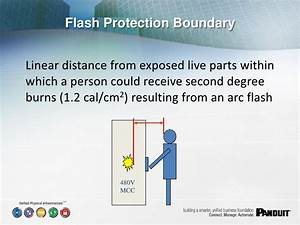 arc flash training With flash protection boundary