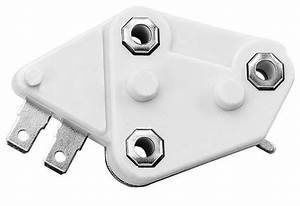 Part   D101hd Heavy Duty Voltage Regulator For Delco Type