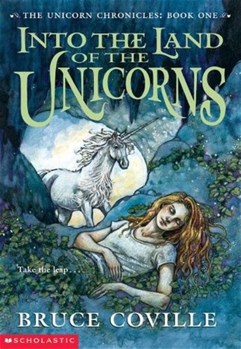 land   unicorns unicorn chronicles   bruce coville reviews discussion
