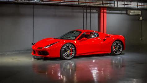 2018 Ferrari 488 Spider For Sale On Jamesedition