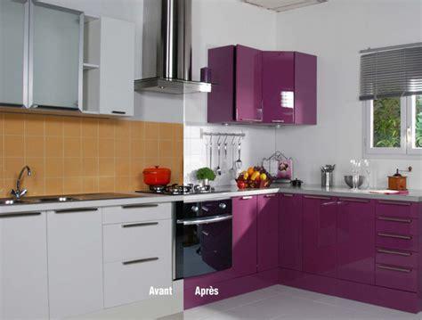 repeindre cuisine ikea déco intérieur pourpre repeindre meuble cuisine avec