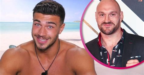 Tyson Fury 'not going in Love Island villa for Tommy ...