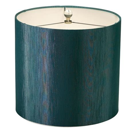 henrietta modern peacock blue crystal table l kathy