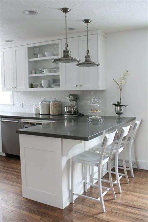 cuisine et blanche 1000 idées à propos de décoration de cuisine blanche sur