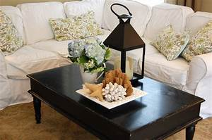 How, To, Decorate, A, Coffee, Table, For, Real, People
