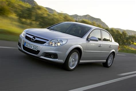 2007 Opel Vectra Picture 143306 Car Review Top Speed